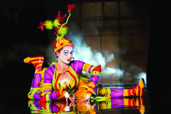 Cirque Du Soleil realizará una nueva presentación en Chile durante 2014