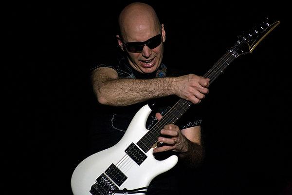 Joe Satriani se presentará en Buenos Aires en el mes de septiembre