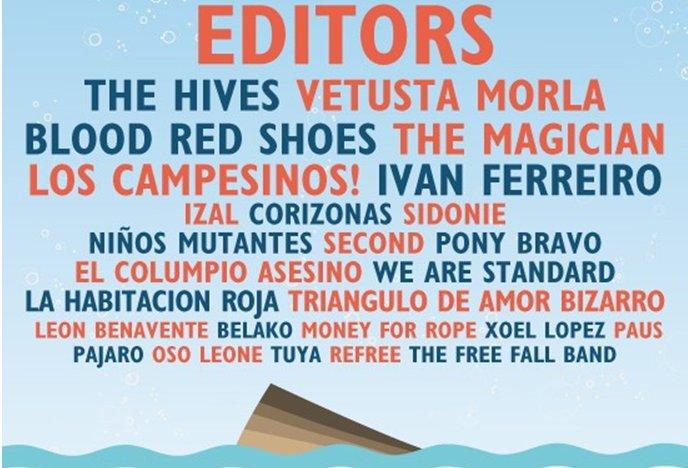 El low festival vuelve como cada año a Benidorm