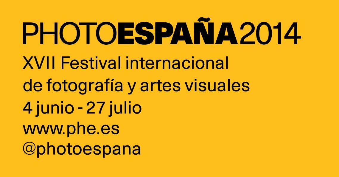 Festival PhotoEspaña 2014